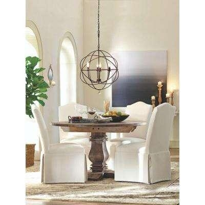 Kitchen & Dining Room Furniture – Furniture – The Home Depot Inside Latest Kitchen Dining Tables And Chairs (Image 13 of 20)