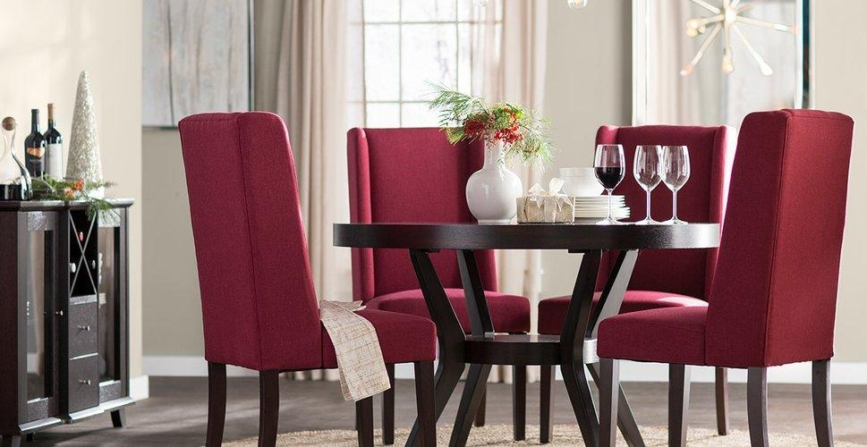 Kitchen & Dining Room Furniture You'll Love | Wayfair Pertaining To Most Recent Dining Tables Chairs (Image 18 of 20)