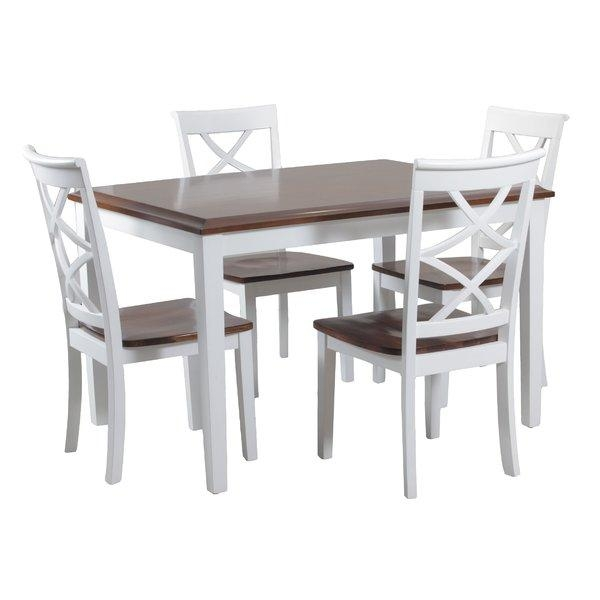Kitchen & Dining Room Sets You'll Love For Most Recent Kitchen Dining Tables And Chairs (Image 14 of 20)