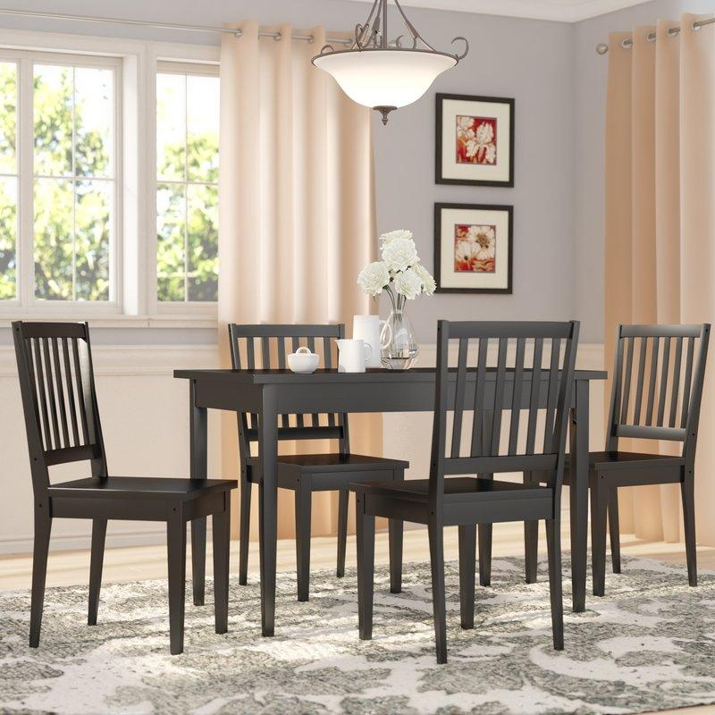 Kitchen & Dining Room Sets You'll Love For Most Recently Released Kitchen Dining Tables And Chairs (Image 15 of 20)