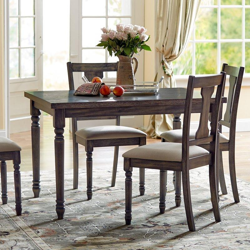 Kitchen & Dining Room Sets You'll Love Pertaining To Dining Tables And Chairs Sets (Image 12 of 20)