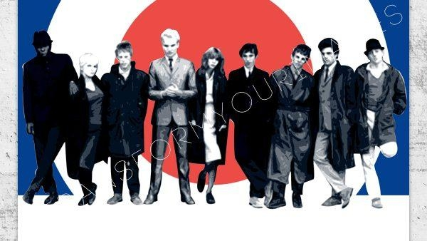 Kryplos | Wall Art Design Ideas – For Quadrophenia Wall Art (Image 5 of 20)