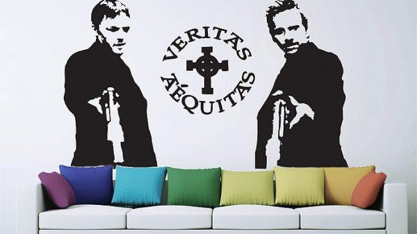 Kryplos | Wall Art Design Ideas – Inside Boondock Saints Wall Art (Image 14 of 20)