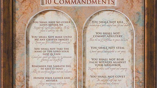 Kryplos | Wall Art Design Ideas – Inside Ten Commandments Wall Art (View 16 of 20)