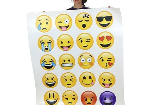 Kryplos | Wall Art Design Ideas – Intended For Emoji Wall Art (View 19 of 20)