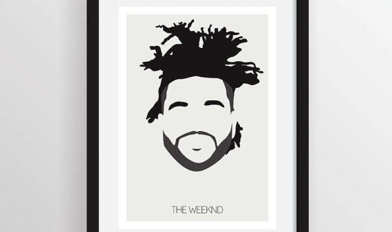Kryplos | Wall Art Design Ideas – Intended For The Weeknd Wall Art (Image 7 of 20)