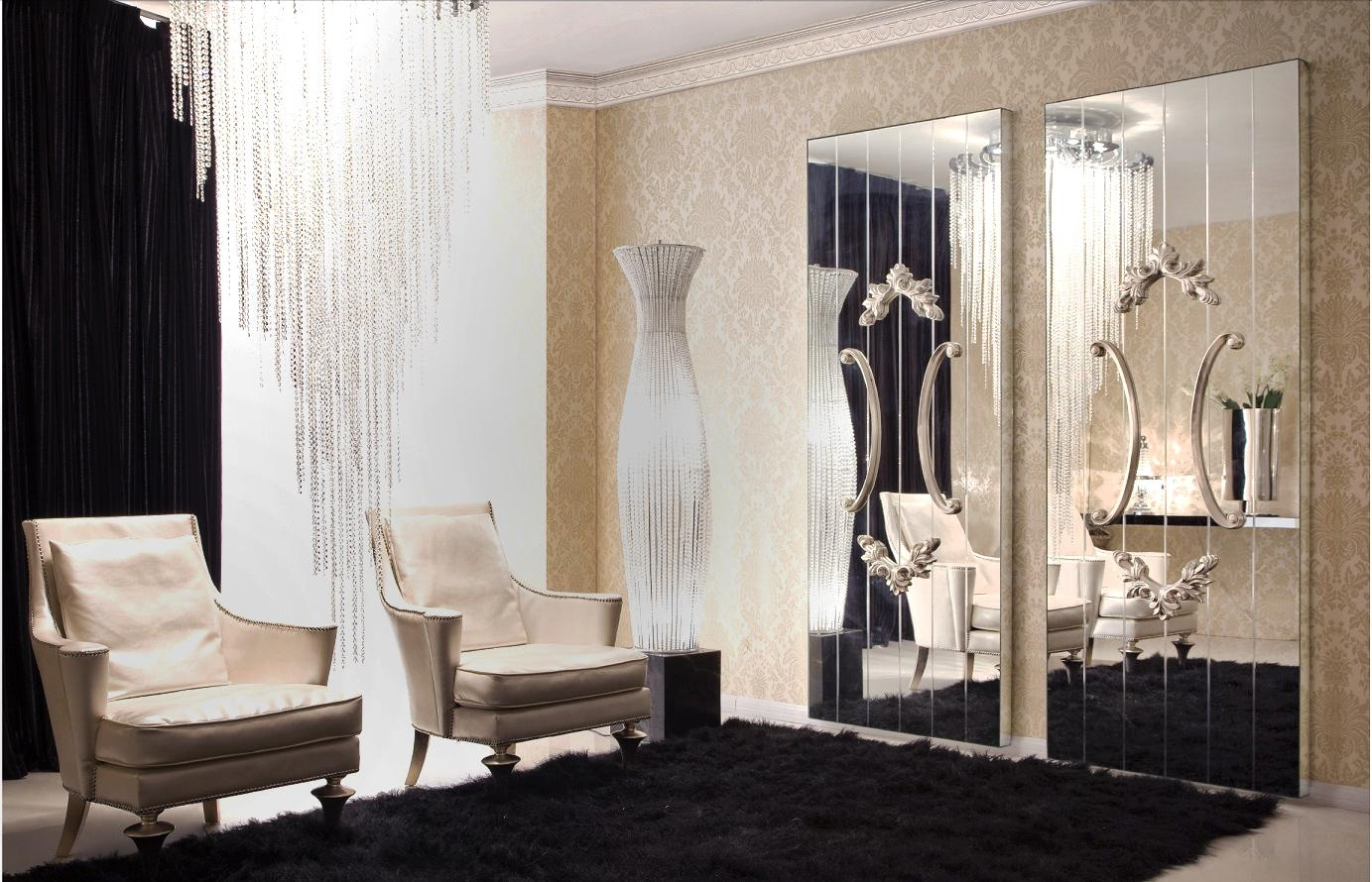 Large Decorative Wall Mirrors The Home Design : The Beauty Of With Regard To Big Wall Mirrors (View 10 of 20)