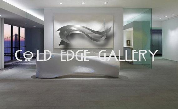 Large Metal Wall Art Corporate Wall Art Extra Large Wall Regarding Extra Large Contemporary Wall Art (Image 13 of 20)