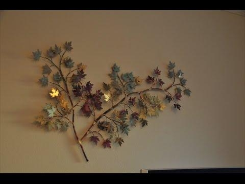 Large Metal Wall Art – Extra Large Outdoor Metal Wall Art – Youtube With Regard To Large Metal Wall Art For Outdoor (Image 9 of 20)