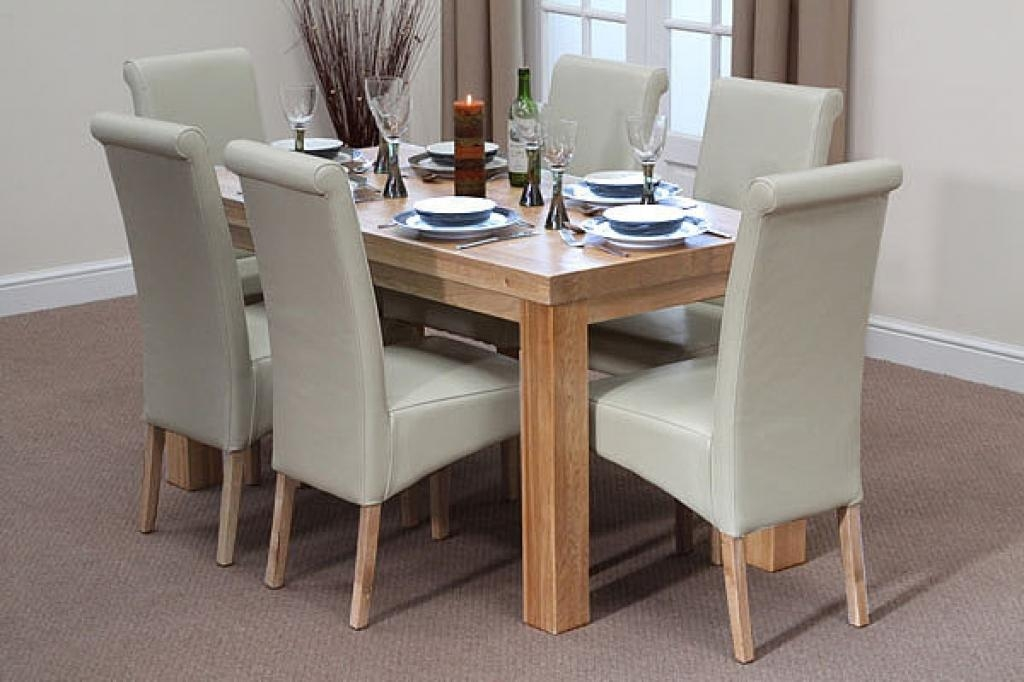 Leather Dining Room Furniture Dining Chairs On Sale Uk Dining Within Newest Dining Chairs Ebay (View 3 of 20)