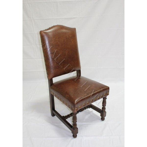 Leather Nailhead Dining Chairs | Modern Chairs Design Throughout Most Current Oak Leather Dining Chairs (Image 14 of 20)