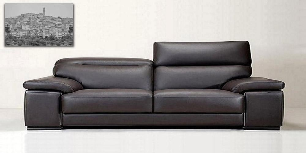 Leather Sofas Collectioncalia Maddalena, Italy Regarding Italian Leather Sofas (View 2 of 20)