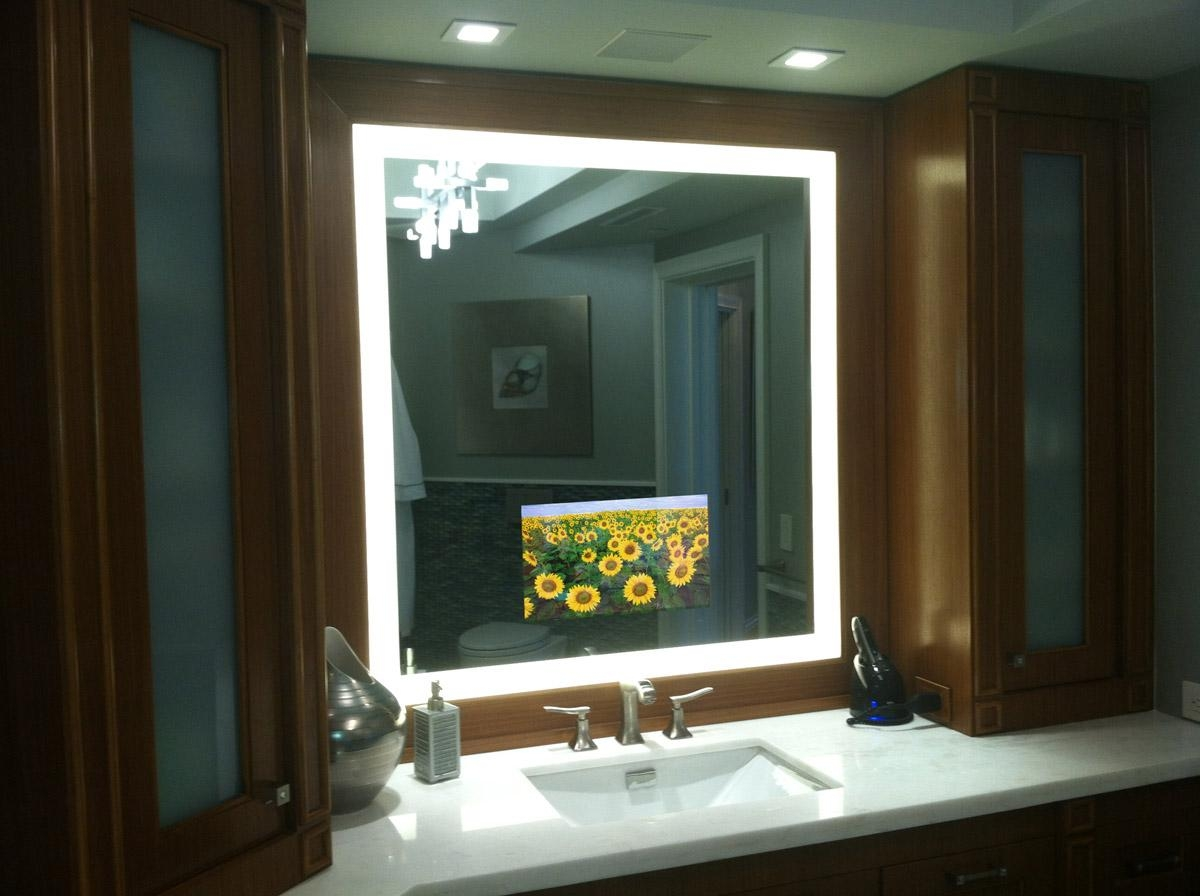 Featured Image of Led Lighted Mirrors