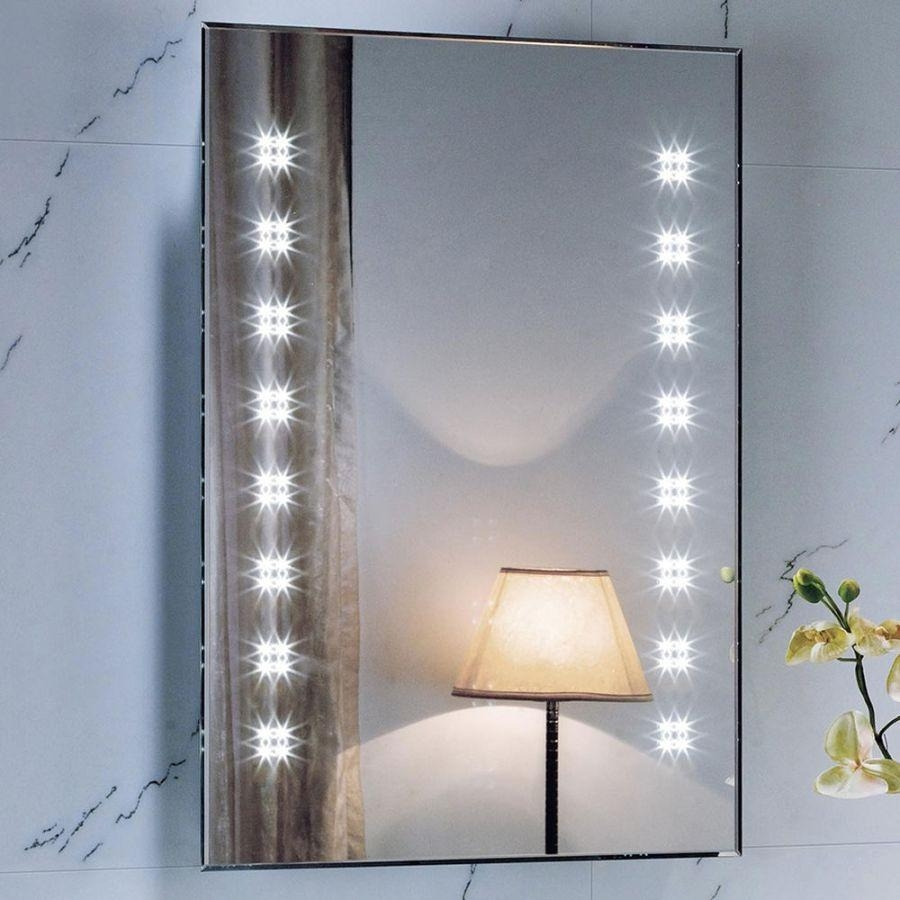 Lighted Bathroom Wall Mirror Ideas Design : New Lighting – The With Regard To Light Up Bathroom Mirrors (View 9 of 20)