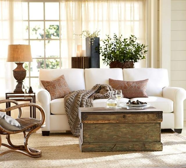 Lisa Loves John: The Low Down On The White Sofa In Pier One Carmen Sofas (View 7 of 20)
