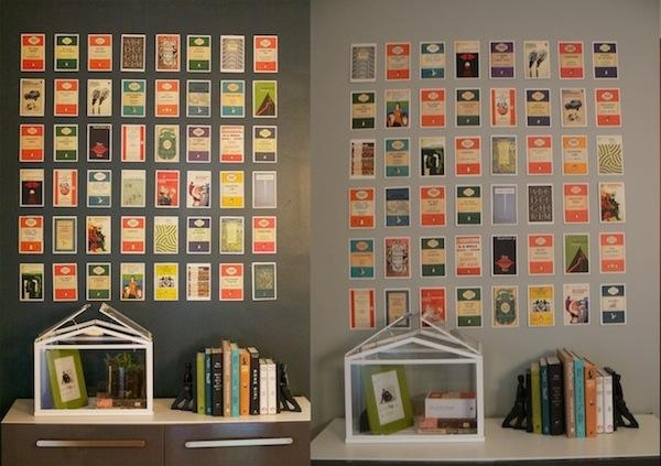 Little House Design | Tag Archive | Penguin Books Inside Penguin Books Wall Art (Image 15 of 20)