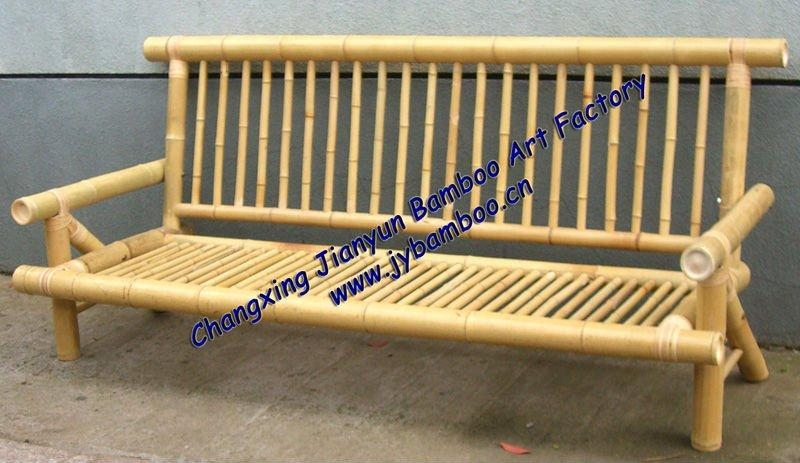 Living Room Bamboo Sofa – Buy Bamboo Sofa,bamboo Settee,bamboo With Bamboo Sofas (Image 15 of 20)