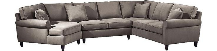 Living Room Furniture, Amalfi Sectional, Living Room Furniture With Havertys Amalfi Sofas (Image 18 of 20)