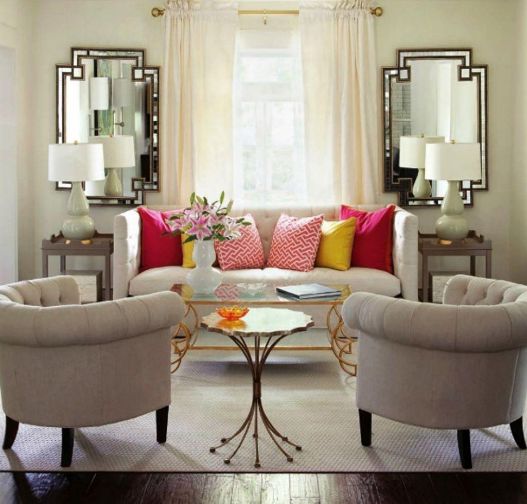 20 inspirations modern living room mirrors mirror ideas - Modern wall decor for living room ...