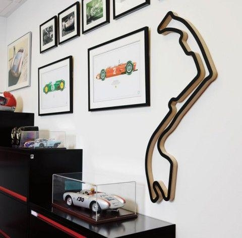 Race Track Wall Art >> 20 Race Track Wall Art Wall Art Ideas