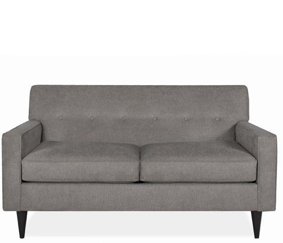 Loveseat Regarding Boston Interiors Sofas (Image 15 of 20)