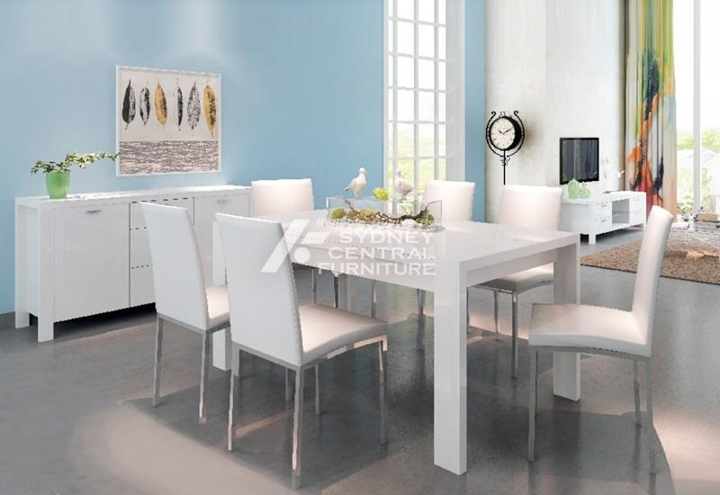 Featured Image of White Dining Suites