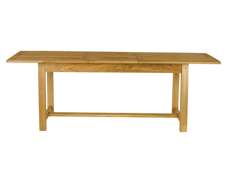 Made To Order Furniture – Milton Oak Extending Dining Table Regarding Most Recently Released Milton Dining Tables (Image 8 of 20)