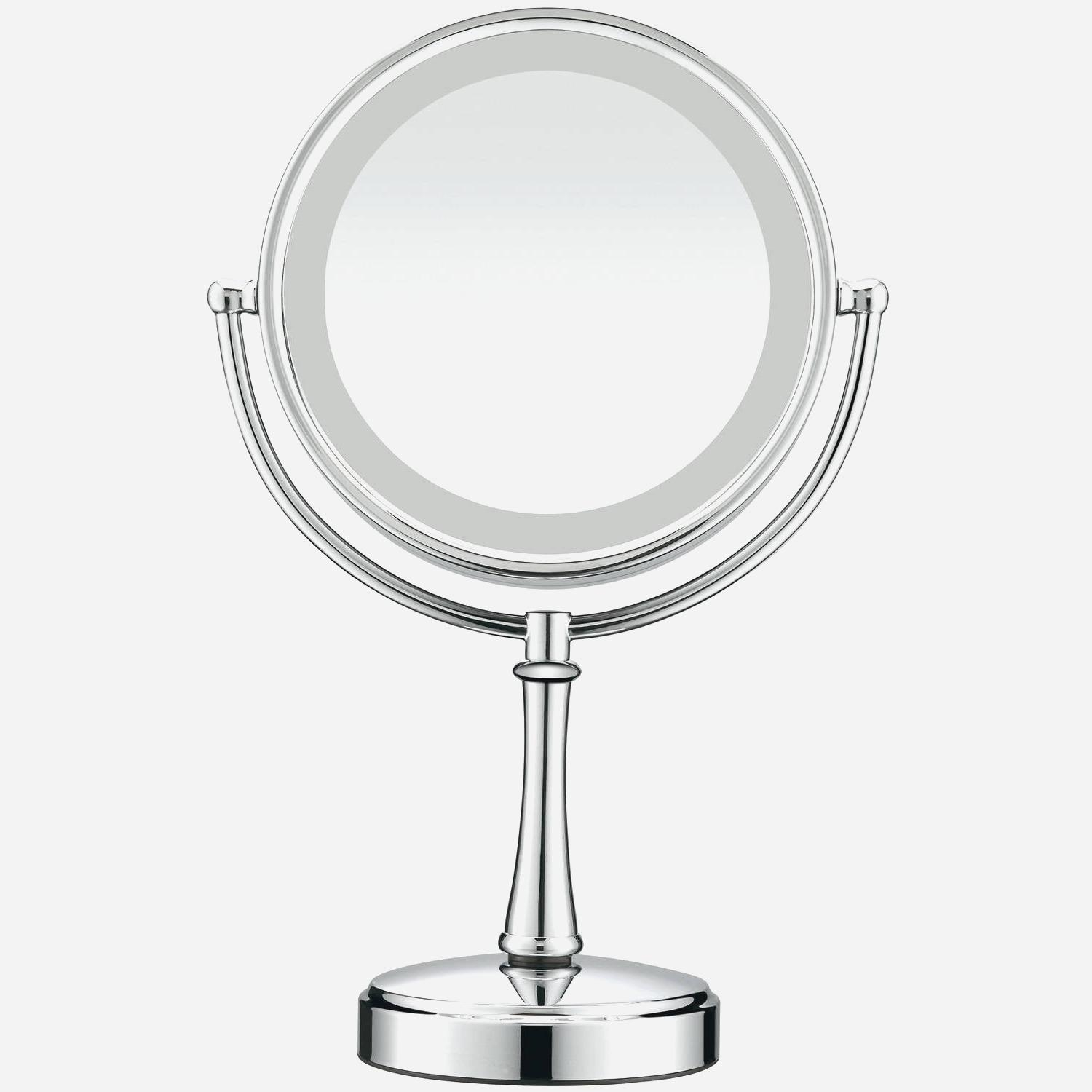 Magnified Vanity Mirrors | Nuhsyr (Image 10 of 20)