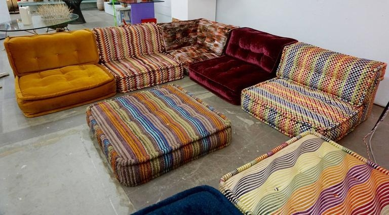 Mah Jong Sofaroche Bobois At 1Stdibs With Regard To Mahjong Sofas (Image 12 of 20)