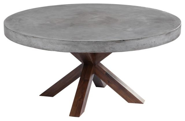 Maitland Round Dining Table – Transitional – Dining Tables – Intended For Latest Round Dining Tables (Image 14 of 20)