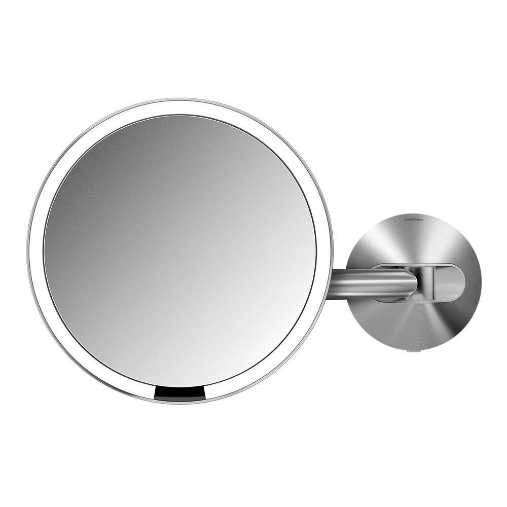 Makeup Mirrors – Bathroom Mirrors – The Home Depot In Lighted Vanity Wall Mirrors (Image 15 of 20)