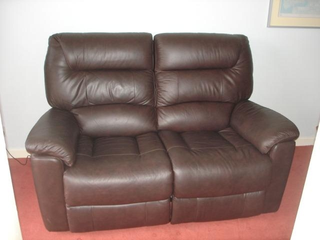 Manchester Lazyboy Manhattan 2 Seat Power Sofa, Power Chair Pertaining To Lazy Boy Manhattan Sofas (Image 18 of 20)