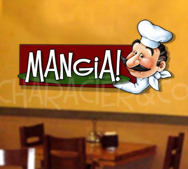Mangia! You Look Thin! | Character&co (Image 15 of 20)