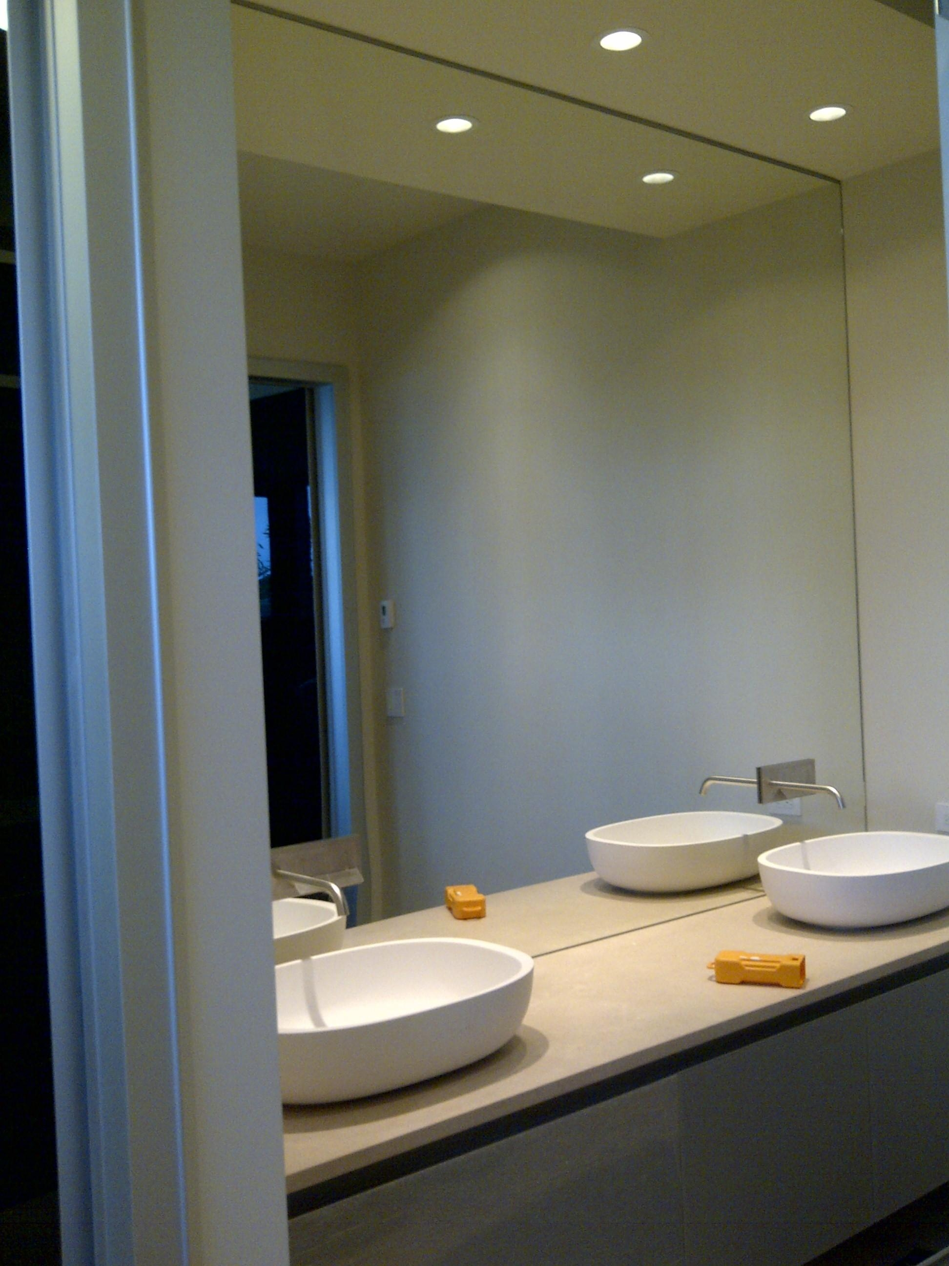 Featured Image of Wall Mirrors For Bathrooms