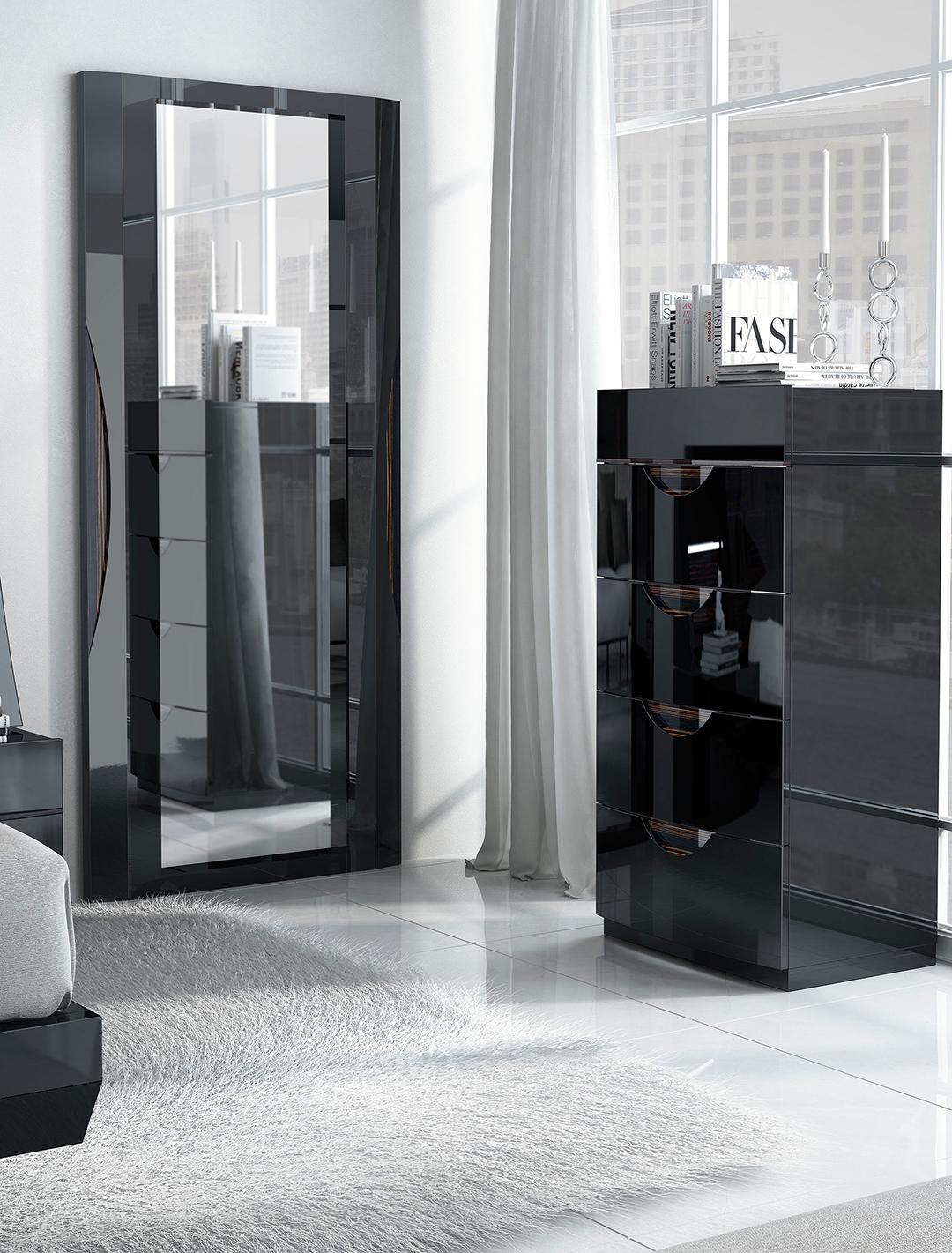 Marbella, Modern Bedrooms, Bedroom Furniture For Modern Bedroom Mirrors (View 19 of 20)