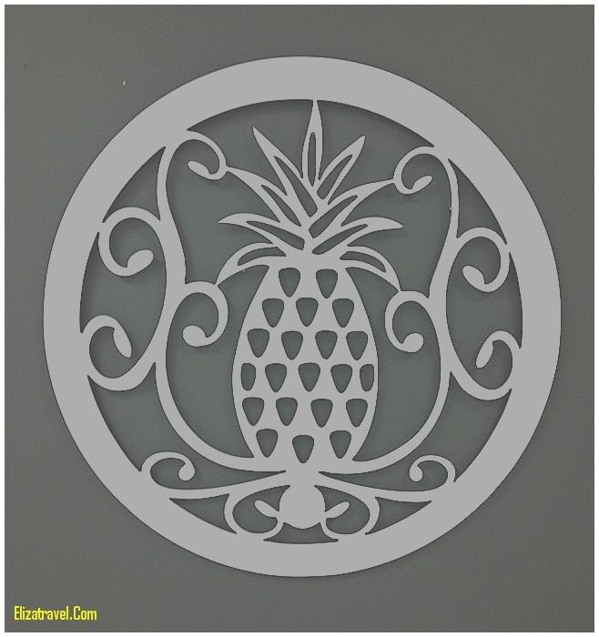 March 2017's Archives : Inspirational Pineapple Metal Wall Art Regarding Pineapple Metal Wall Art (Photo 16 of 20)