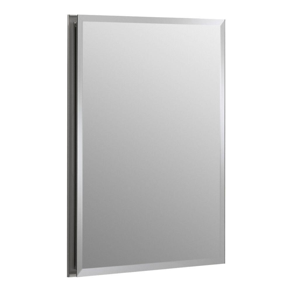 Medicine Cabinets – Bathroom Cabinets & Storage – The Home Depot Intended For 3 Door Medicine Cabinets With Mirrors (Image 14 of 20)