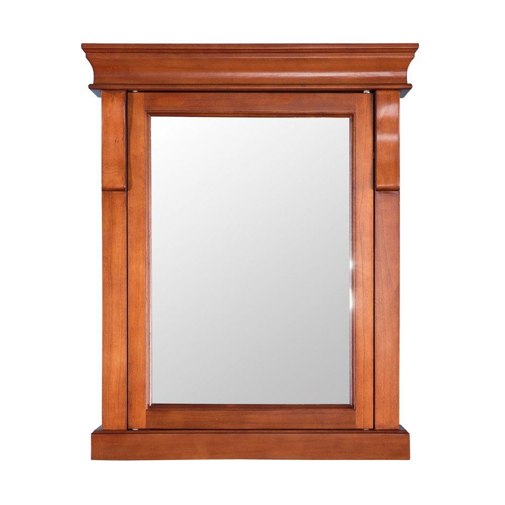 Medicine Cabinets – Bathroom Cabinets & Storage – The Home Depot Pertaining To Bathroom Cabinets Mirrors (View 13 of 20)