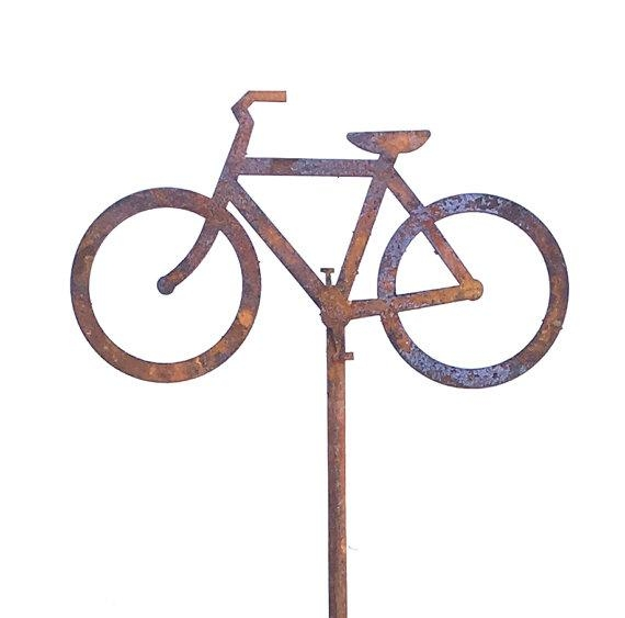 Metal Bike Art Bike Free Shipping Sculpture Metal Bicycle Intended For Metal Bicycle Art (Image 14 of 20)