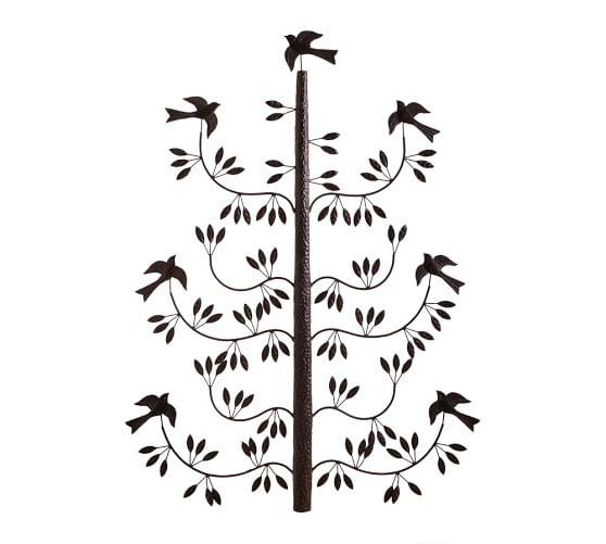 Metal Bird Wall Art | Roselawnlutheran With Regard To Metal Flying Birds Wall Art (Image 16 of 20)