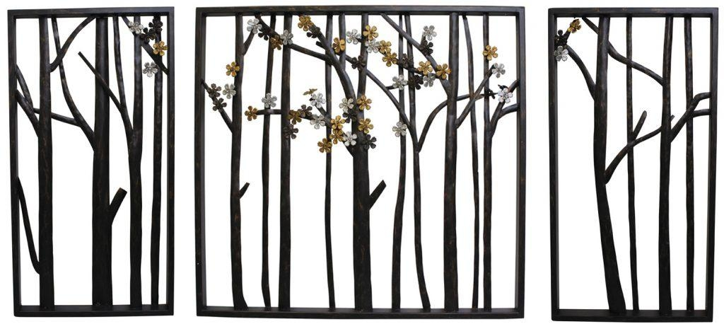 Metal Outdoor Wall Art | Roselawnlutheran Inside Outdoor Metal Art For Walls (Image 15 of 20)