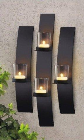 Metal Wall Art Candle Holder – Foter Inside Metal Wall Art With Candles (Image 16 of 20)