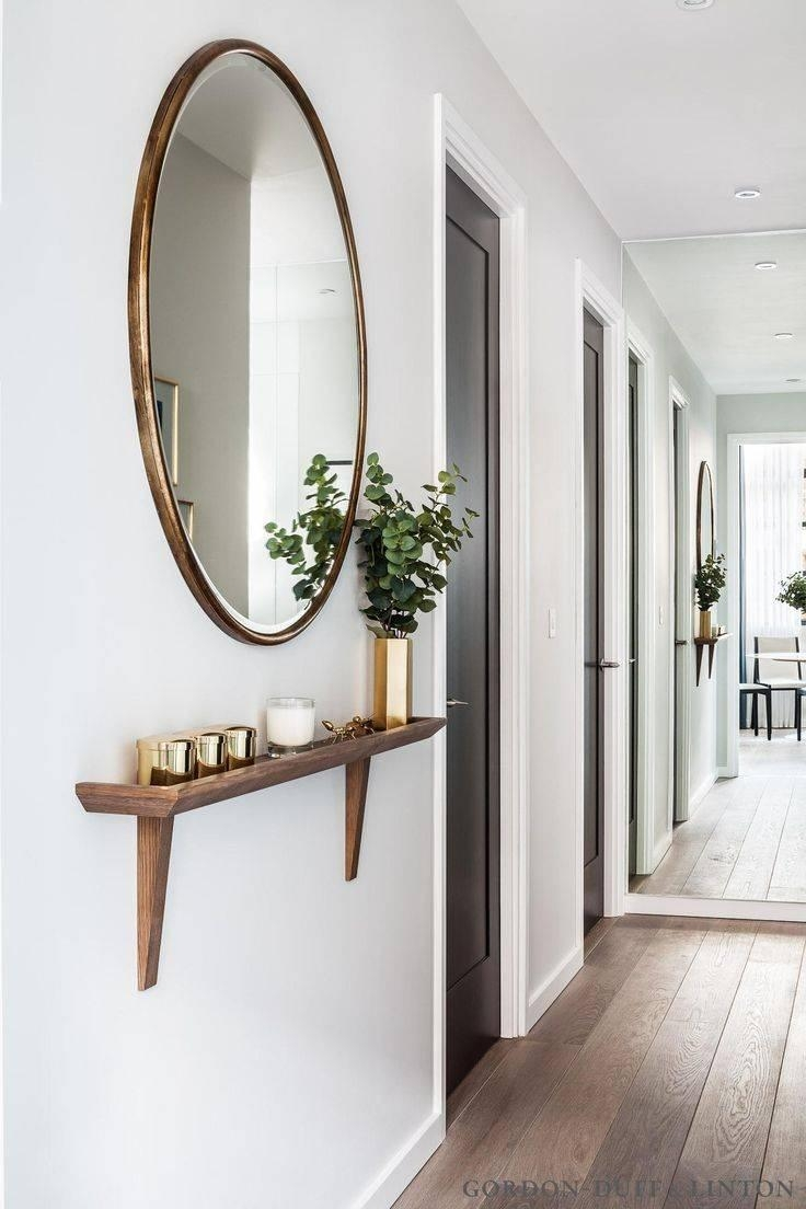Mirror : Awesome Fold Out Console Table Awesome Contemporary Hall In Modern Hall Mirrors (Image 12 of 20)
