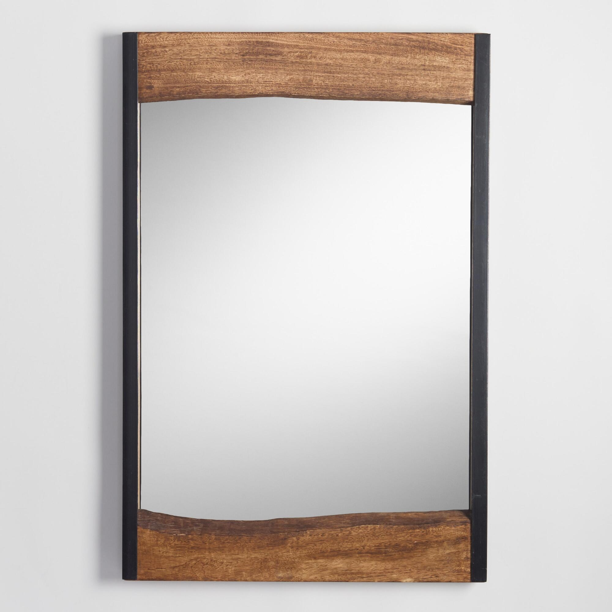 Mirror : Beech Wood Framed Mirrors Dreadful Beach Wood Framed Within Beech Wood Framed Mirrors (Image 13 of 20)