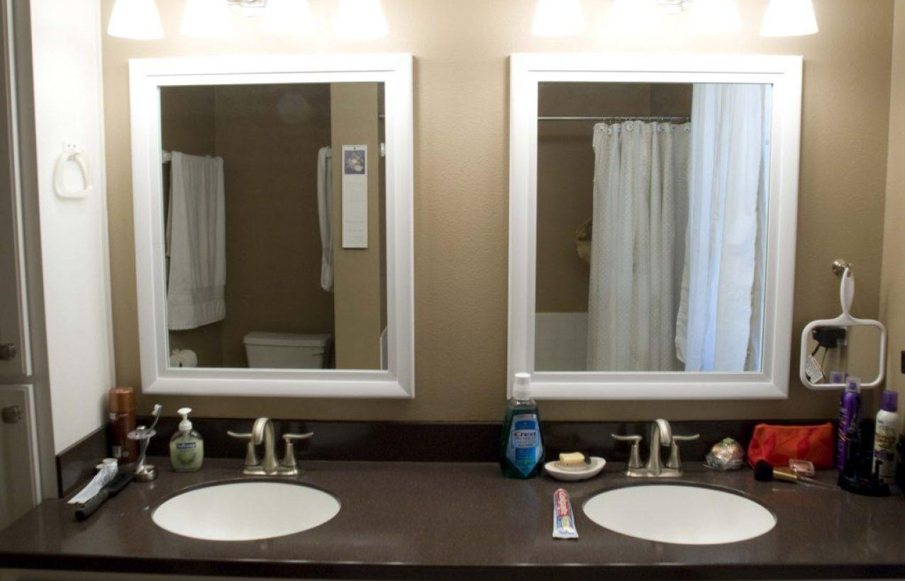 Mirror : Custom Size Framed Mirrors Laudable Custom Size Framed Regarding Custom Sized Mirrors (View 4 of 20)