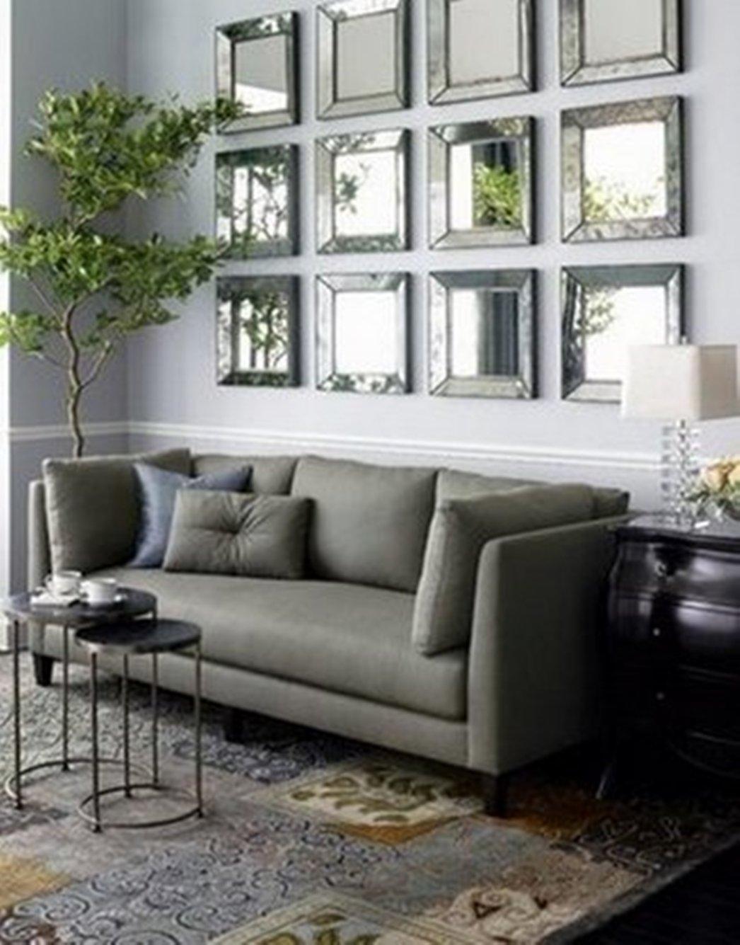 Mirror Living Room Ideas Home Design Trends Also Modern Wall Inside Modern Living Room Mirrors (View 11 of 20)