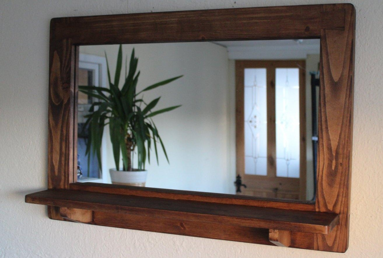 20 Timber Mirrors Mirror Ideas