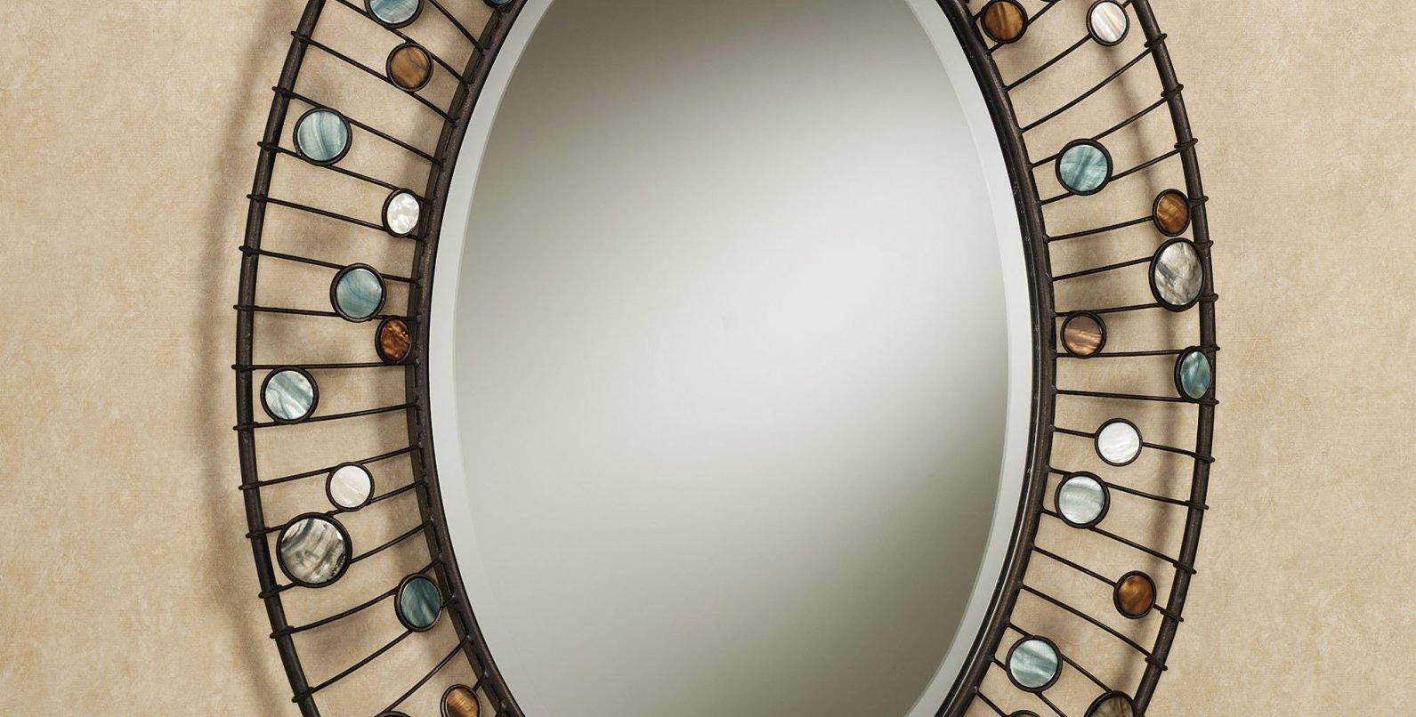 Mirror : Mirror Mirror On Wall Awesome Odd Shaped Mirrors Raw Pertaining To Small Diamond Shaped Mirrors (Image 9 of 20)