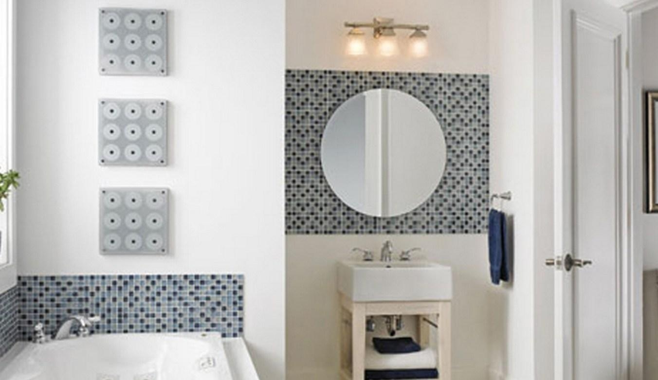 Mirror : Mirror Wall Art Amazing Round Mosaic Mirrors Champagne In Damask Mirrors (View 8 of 20)