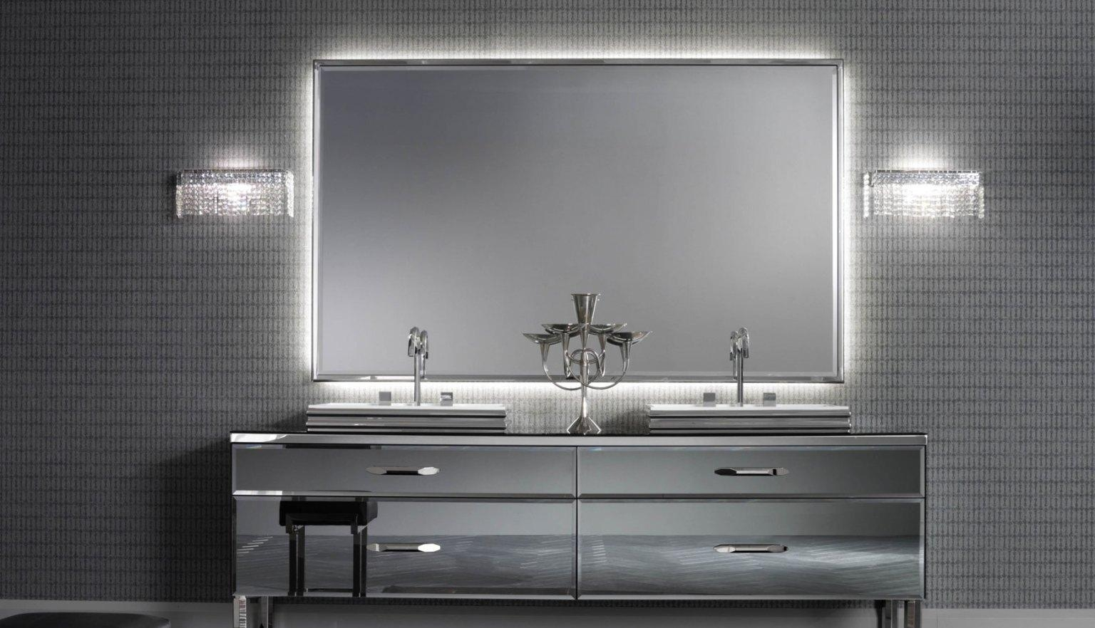 Mirror : Modern Mirrors Bathroom Amazing Expensive Mirrors Modern Inside Modern Mirrors For Bathrooms (Image 16 of 20)